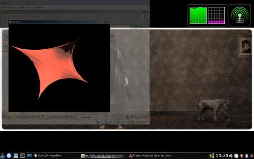 OpenGL в гостевых ОС в VirtualBox