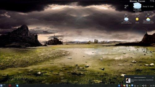 openSuSE 12.1, KDE 4.7.2