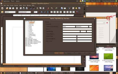 Ubuntu + 3D + Dark theme = No Luck