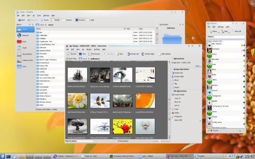 KDE 4.1
