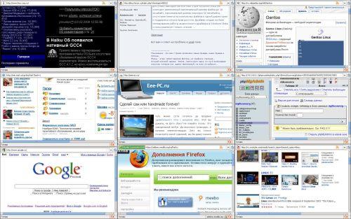 Шрифты в браузере