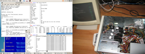 Железо при желании можно заставить работать 10 и более лет. Под линуксом конечно.