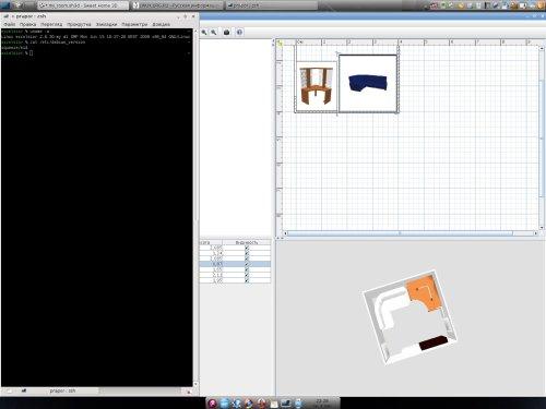 SweetHome 3D on Debian amd64