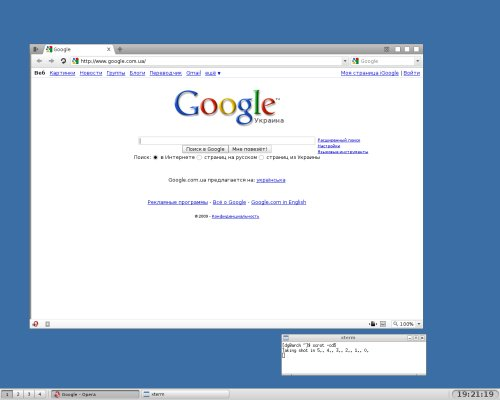 Opera or Chromium: that is the question