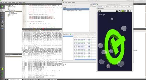 Qt4 на Android (necessitas - 0.3)