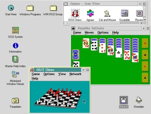 OS/2 for NecroFun :-)