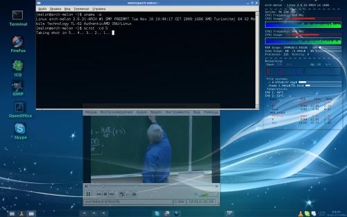 Archlinux + OpenBox