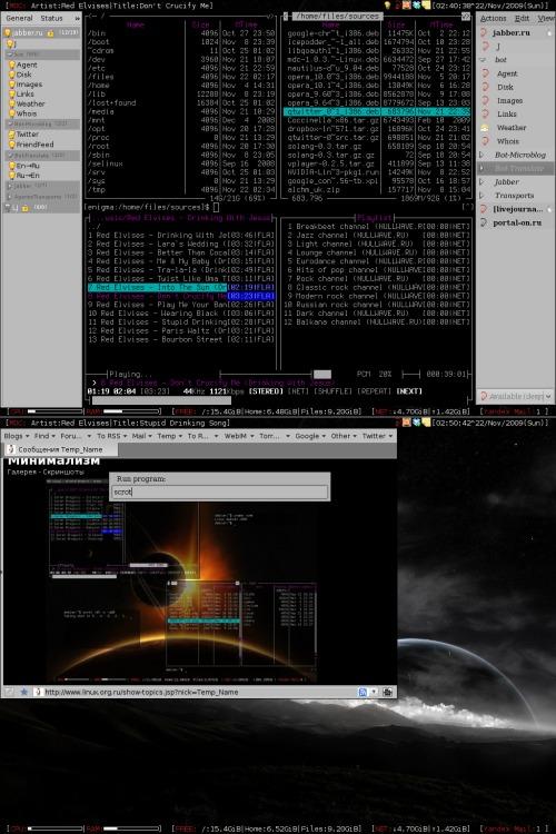 Debian&Openbox