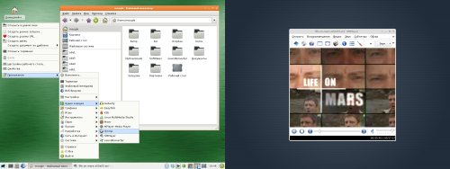 Xfce 4.6 - быстрая мышка