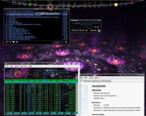 Ubuntu, Gnome, Compiz, Emerald