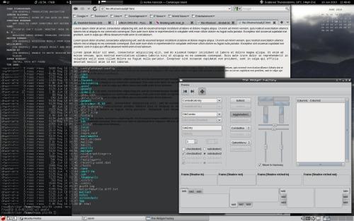 FreeBSD. Классический десктоп.