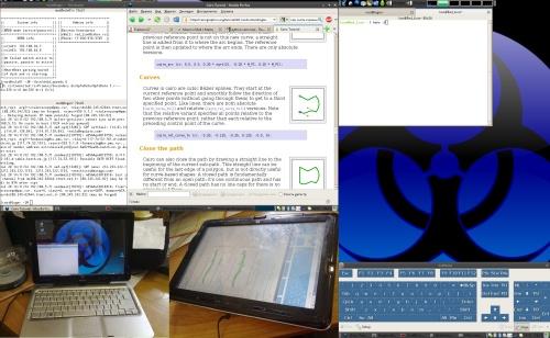 Таблетный Linux