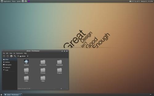 Archlinux, не openbox :)