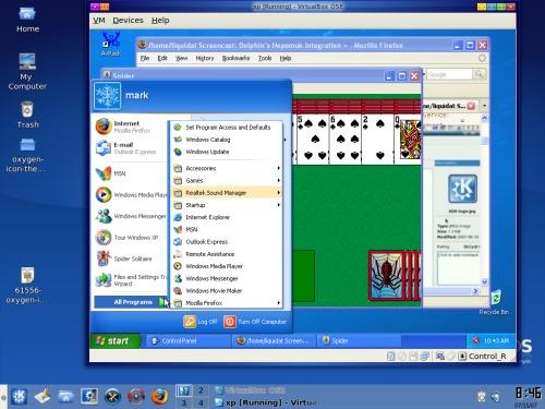 Виндовс в линуксе