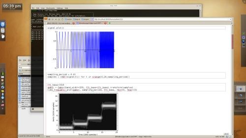 Радиотехника под Linux