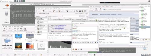 Linux как Linux только слегка растянут