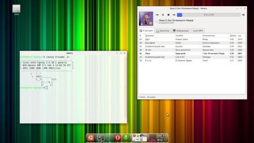Легкий Ubuntu Desktop