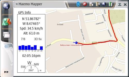 N800 + GPS