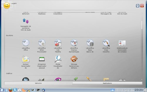 Mandriva 2011 beta2