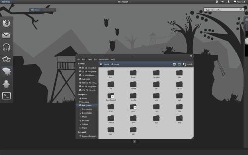 Fedora 15 GNOME3