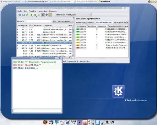Gentoo и тяжелый переход с xfce на kde
