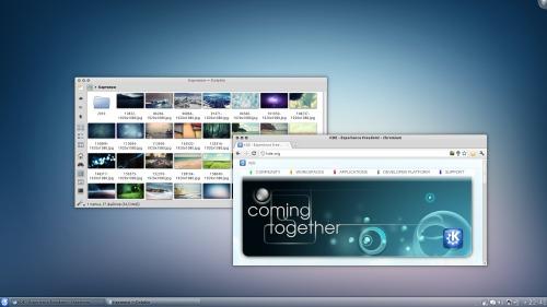 Arch и KDE 4.7