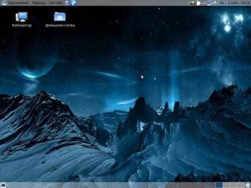 Дистрибутив IceLinux