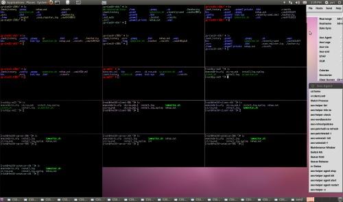 Cssh + Ubuntu