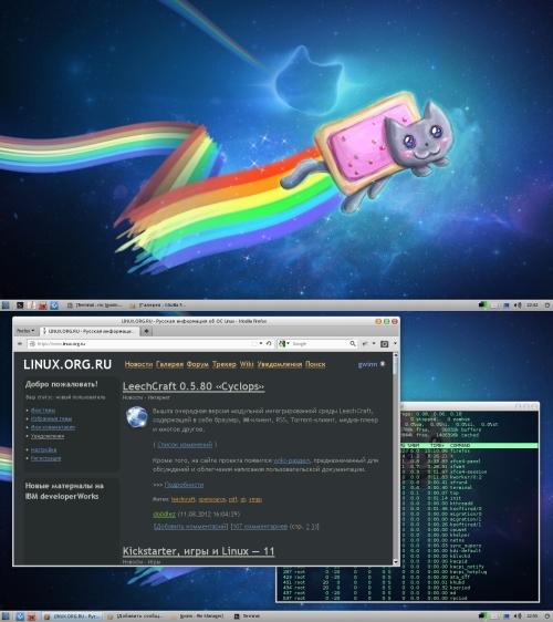 Slackware + XFCE