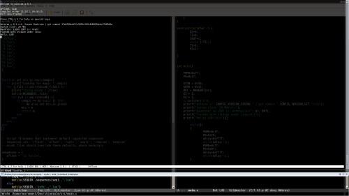 8051, STC10F04XE и Linux