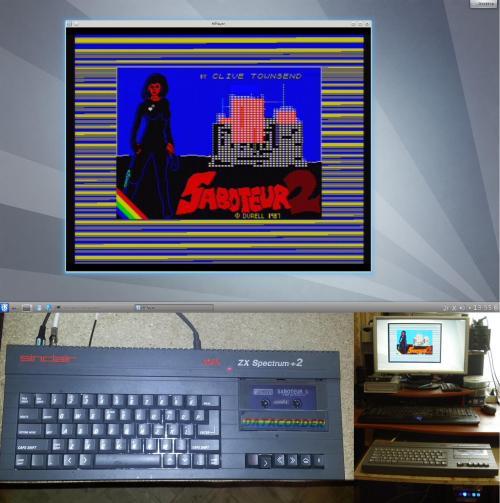Воскрешение живых мертвецов - 2 : ZX-Spectrum