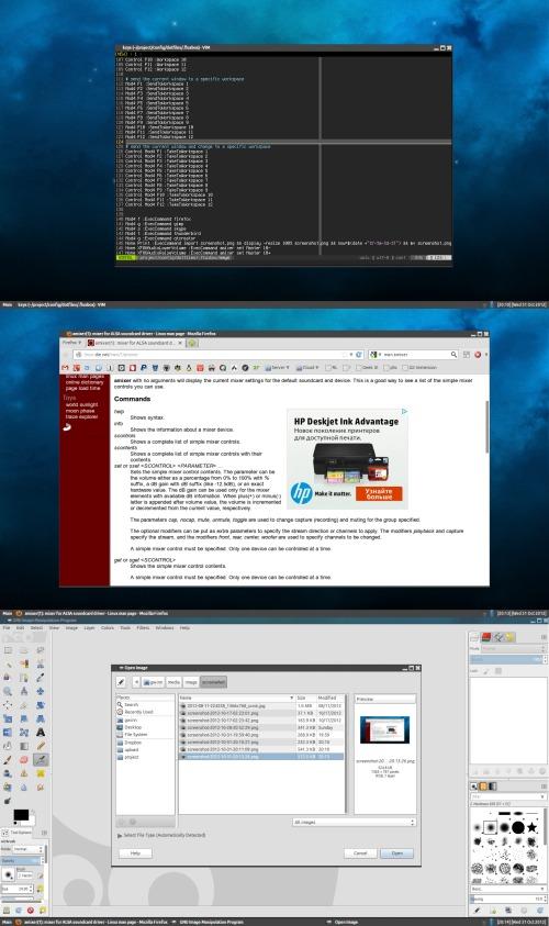 Slackware. Смена Xfce на Fluxbox