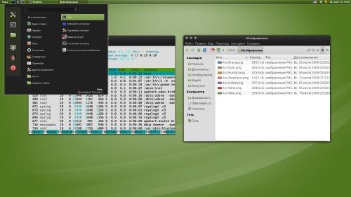 Ubuntu Cinnamon 2012.11.10