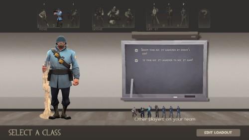 Team Fortress 2 в онтопике