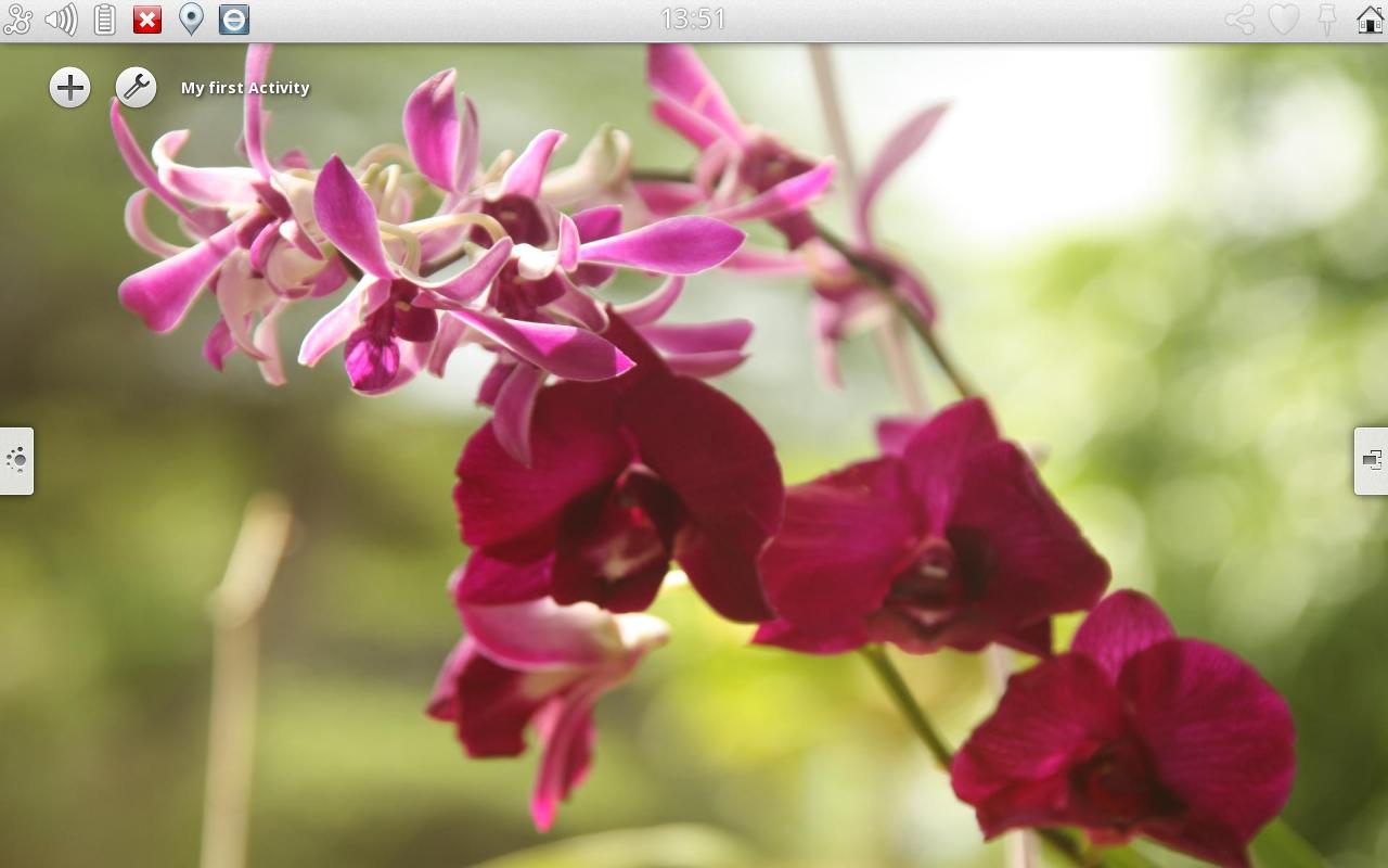 картинки на главный экран планшета