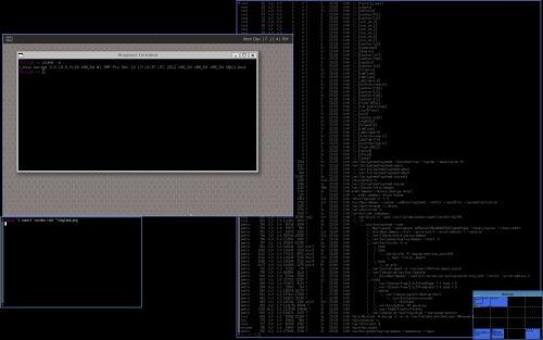 В продолжение темы о X-Window System и Wayland — Fedora 18 и Weston