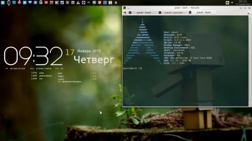 ArchLinux на ноутбуке дубль 2