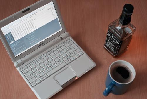 Кофе с Дебианом