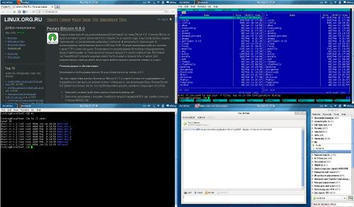 Линукс на нетбуке