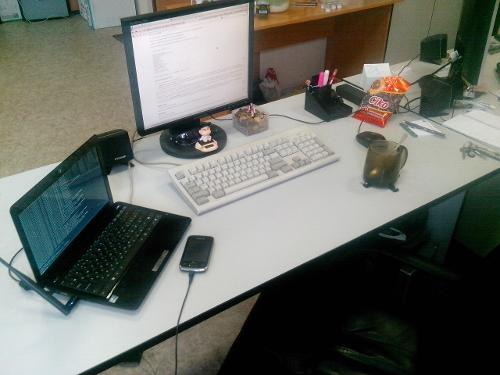 Офисное рабочее место