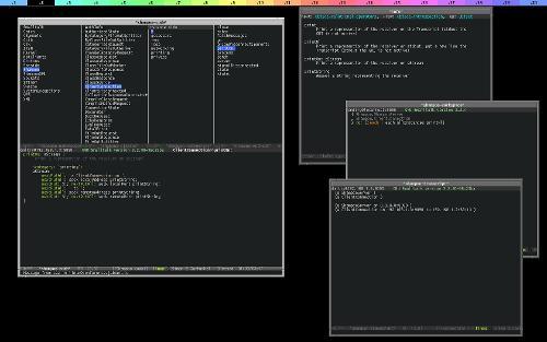 Emacs + Smalltalk