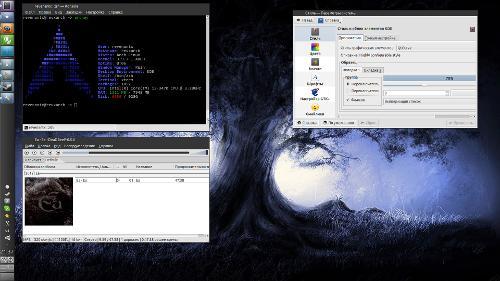ArchLinux KDE