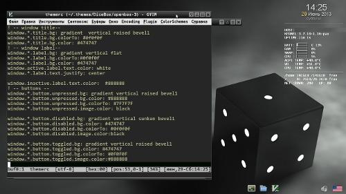 Openbox-Opensuse