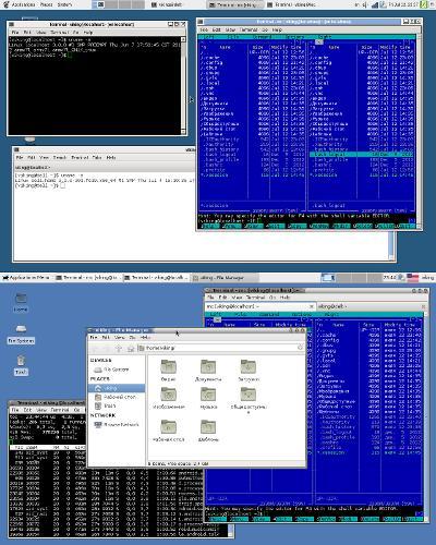 Линукс на ондроеде, или иксы рулят, вяленд сосет