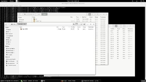 Arch Linux Gnome 3.10