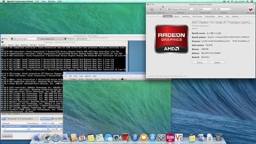 OSX Mavericks на Arch Linux KVM