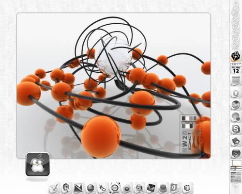 WindowMaker + немного KDE