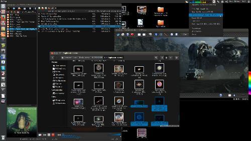 Тёмная сторона Ubuntu 13.10