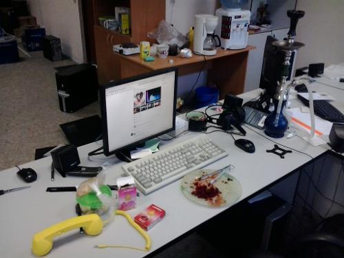 Офисное рабочее место (дополнения 2k14)
