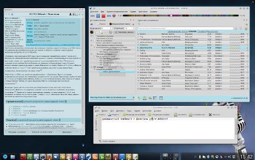KDE 4, Amarok